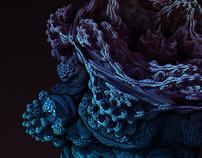 DJ Mike's «Portal» cover design