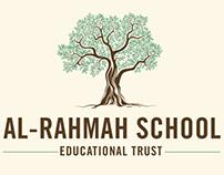 Al-Rahmah School Educational Trust Branding Solution
