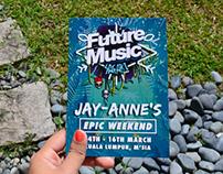 Future Music Festival Asia 2014 Itineraries