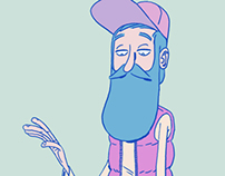 LumberJack Hipster