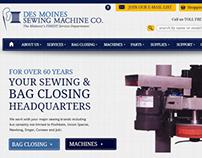 Des Moines Sewing Website