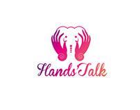 Hands'Talk Logo