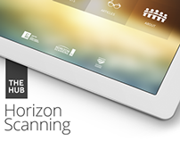 Horizon Scanning App