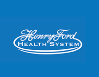 Brand strategy project for Henry ford health system