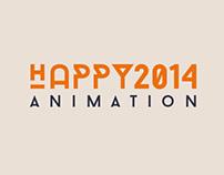 Happy 2014 - Animation