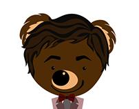 Bear-ry Cute