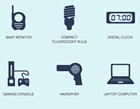 Appliance Icons