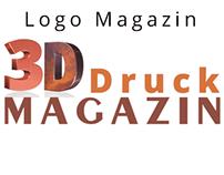 3D Druck Magazin Logo