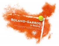 Roland Garros Beijing 2013