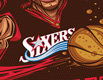 """Allen Iverson, """"The Answer"""""""