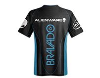 Bravado Gaming Shirt Design 2013 | Esports