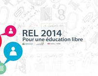 REL 2014 - Pour une éducation libre #MOOC