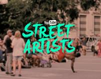 YouTube Street Artist