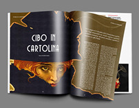 "MAGAZINE EATALY ""alti cibi"" [Editorial Design]"