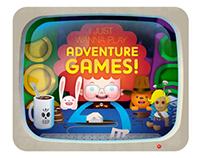 Adventure Games!