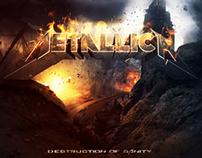 Metallica Cover Art Concept