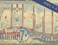 Austin Blues Party 7