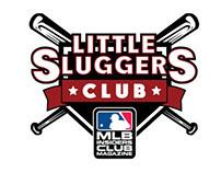 MLB Insiders Club Little Sluggers Logos