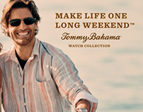 Tommy Bahama Showroom