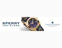 Sperry Top-Sider Von Maur Web Banners