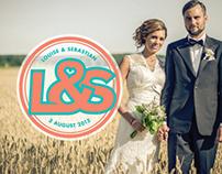 LOUISE & SEBASTIAN WEDDING