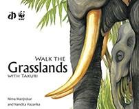 Walk the Grasslands with Takuri | KATHA | 2010