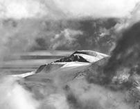 Snow Scape Andorra