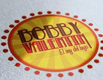 Digipack Bobby Valentin