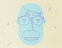 Faces: An exploration of character illlustrations