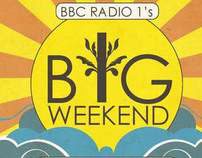 BBC Radio 1's Big Weekend Project