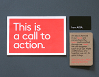 AIGA Membership Campaign
