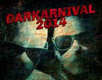 Kick Snare Darkarnival 2014 D'N'B Event