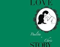 My Wedding (Invites) Story Book Concept