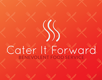 Cater It Forward - Visual Identity