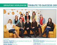 Tribute to Success 2014 PowerPoint/Framed tributes