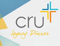 Cru Legacy Dinner Invite