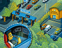 PC Pro Feature Illustration