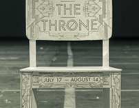Watch The Throne — Carved Lettering