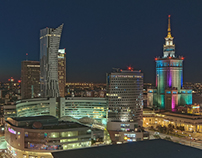 Urban Explorations - Warsaw