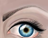 Eye... turmoil