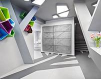 Interiors 01 - Bartłomiej Senkowski