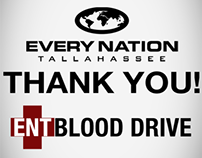 Blood Drive Promotional Video