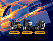 Continental Tire / Need for Speed Microsite