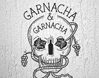 GARNACHA & GARNACHA - ILUSTRACIÓN + LOGO