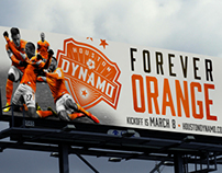 2014 Forever Orange billboards
