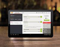 EzyTablet - An app for waiters