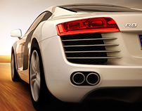 Audi - Personal project - CGi