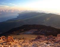Tenerife 2012 : Climbing Pico del Teide (3.718 m)
