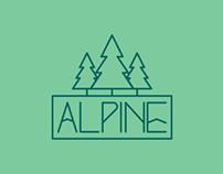 Alpine Typeface