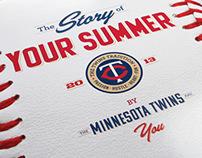 2013 Minnesota Twins Season Ticket Boxes